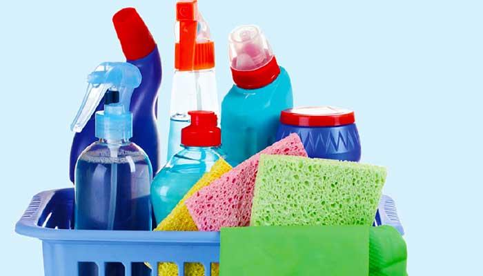 مواد شیمیایی خانگی