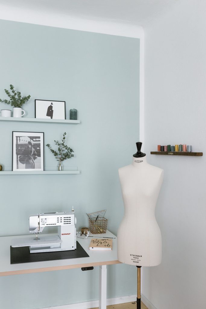 Das perfekte Homeoffice und Nähzimmer - You & I DIY