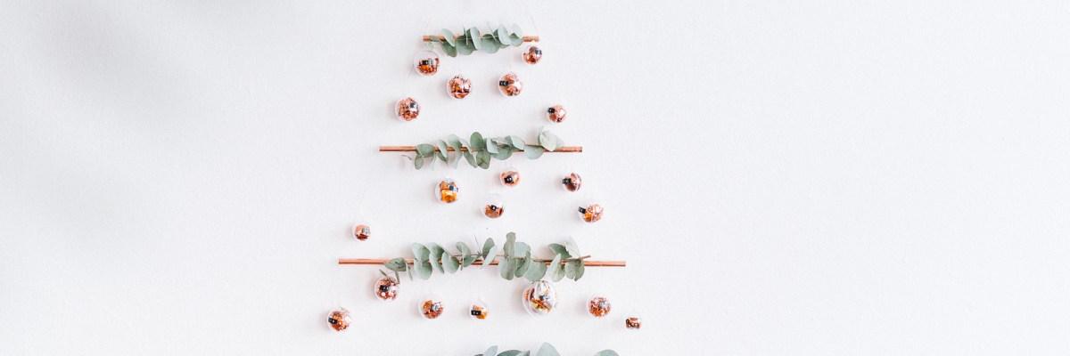 DIY Adventskalender aus Kupferrohr selber machen