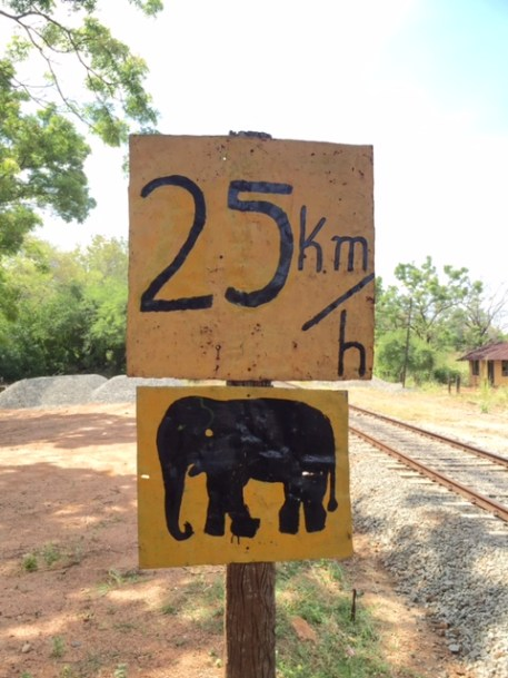 sri lanka train sign
