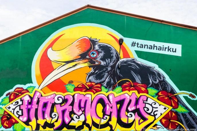 kuching malaysia sarawak borneo street art
