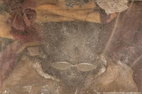 sulawesi toraja indonesia mummy