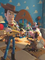 Toy Story Promotional Image