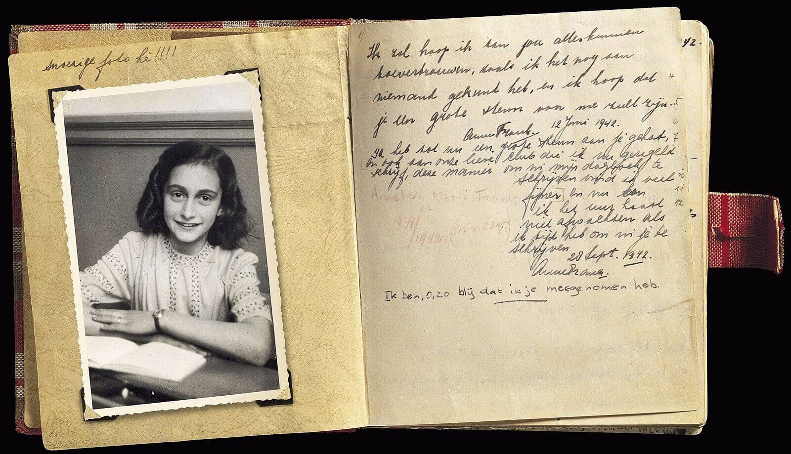 The Diary Of Anne Frank Recommended Reading For Adolescents