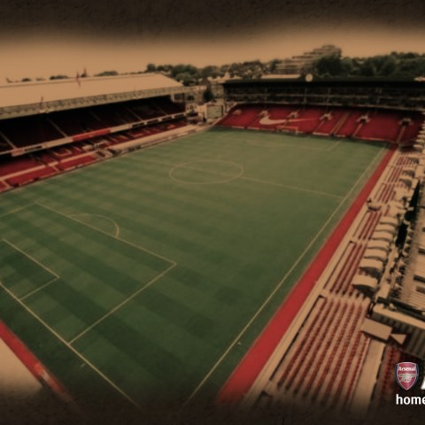 Highbury – Home of the Beautiful Game