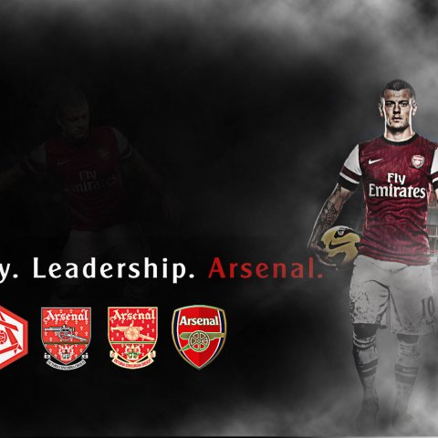 Jack Wilshere Custom Wallpaper