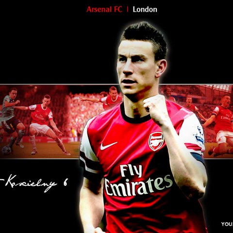 Laurent Koscielny Custom Wallpaper