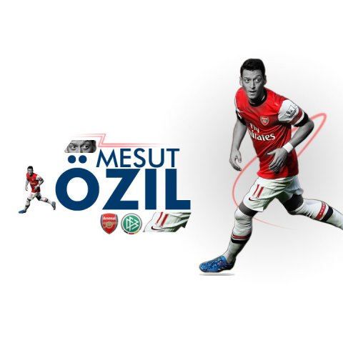 Mesut Özil Custom Wallpaper
