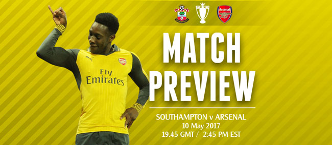 Match Preview: Southampton v Arsenal; Don't Believe the Hype