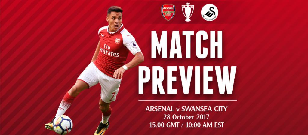 Match Preview: Arsenal v. Swansea City; What Matters