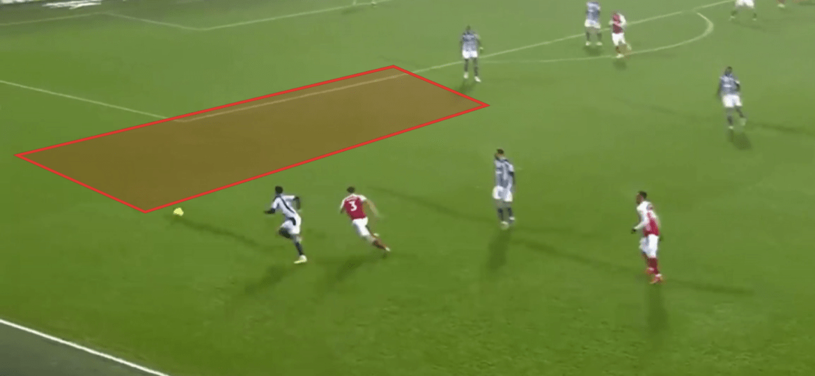 How Arsenal dismantled West Brom