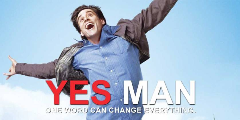What Can Be Learned From The Movie Yes Man And How To Completely
