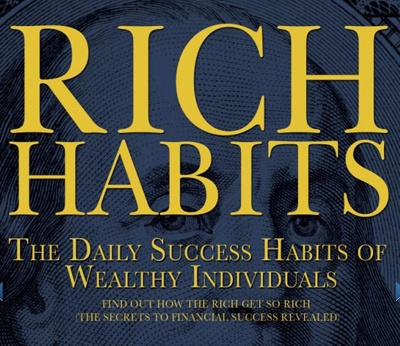 Tom corley rich habits