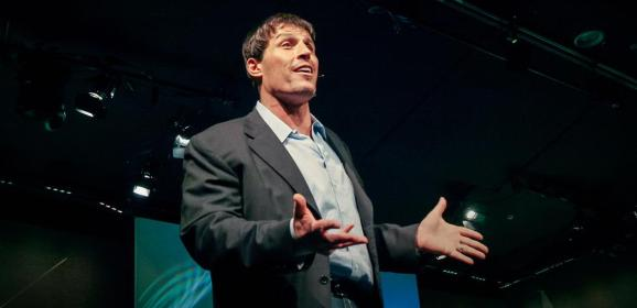 Why We Do What We Do Speech by Tony Robbins