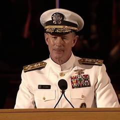A Powerful Speech by Admiral William H McRaven at The University of Texas