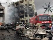 Первые кадры  с места взрыва в Турции(Видео)