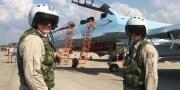 ВКС России наводят ужас на боевиков в Алеппо (Видео)