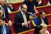 Украинские депутаты убежали от «евромайдана» испугавшись критики (Видео)