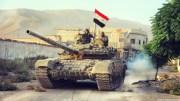 Боевики ИГИЛ бегут от Сирийской армии (Видео)