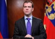 Медведев отчитал Рогозина