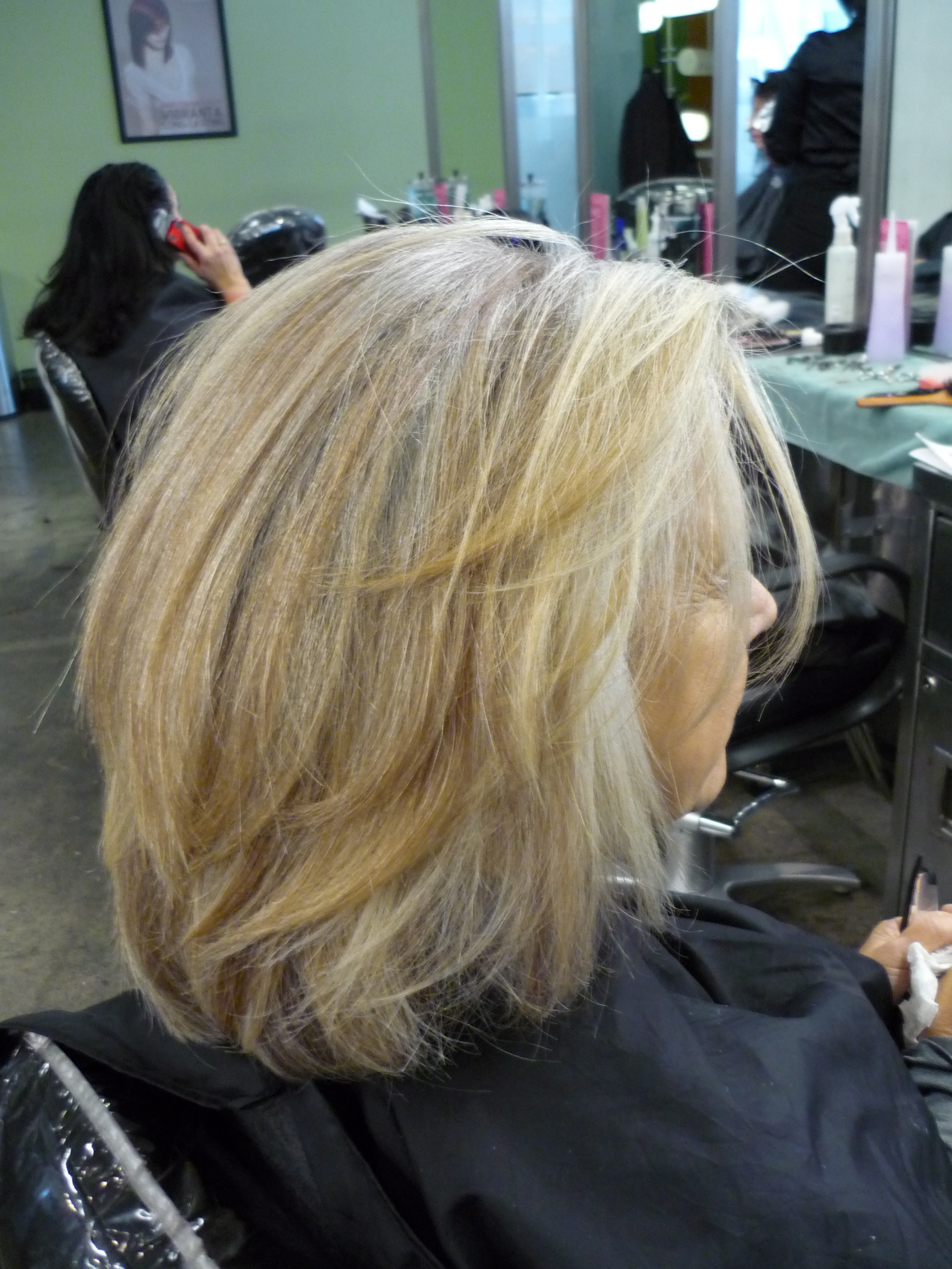 Best 25 Gray Highlights Ideas On Pinterest Gray Hair