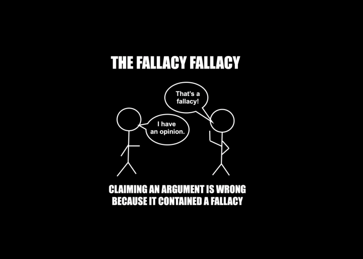 Logical Fallacies in the Time of COVID