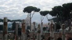 Petite balade presque au hasard, j'adore le mélandes des pins et des vestiges, on se croirait à Athènes !