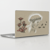 as if laptopskin by youdesignme