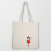 i hate water_totebag_by youdesignme