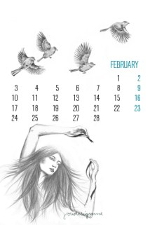 february by-youdesignme-iphone-2-3G