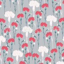 pink-carnation-on-grey