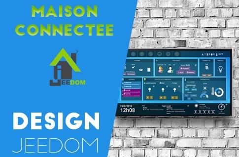 Design Jeedom – Création pas à pas