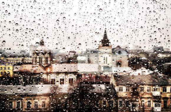 Alerte pluie sous Jeedom : Les précipitations dans l'heure