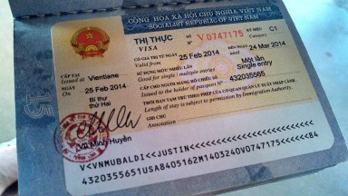 How to obtain a visa Budget Travel Guide To Vietnam