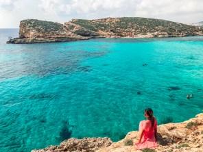 Blue Lagoon How To Travel Around Malta On A Budget