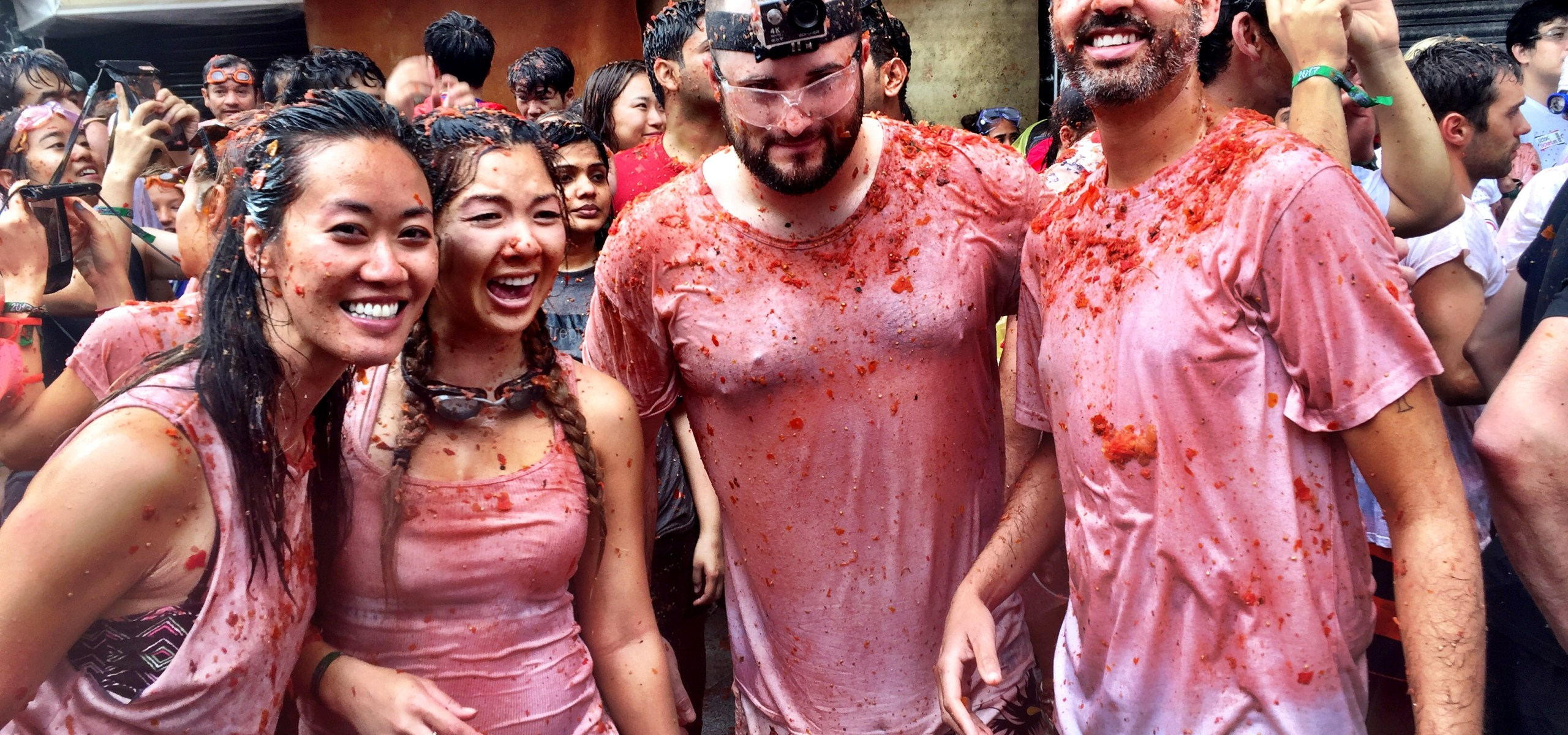 what to expect at la tomatina festival