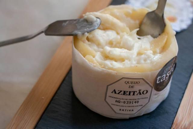 Azeitao Cheese