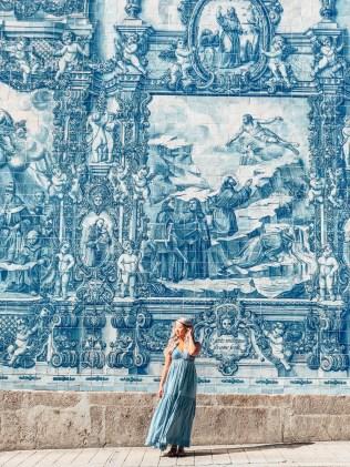 chapel of souls porto blue tile