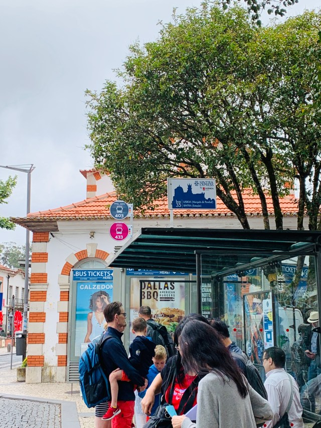 Sintra Bus Stop