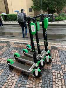 Lime scooters rentals Budget Travel Guide To Prague