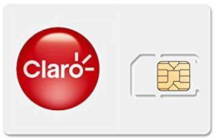 Claro Sim Card Peru