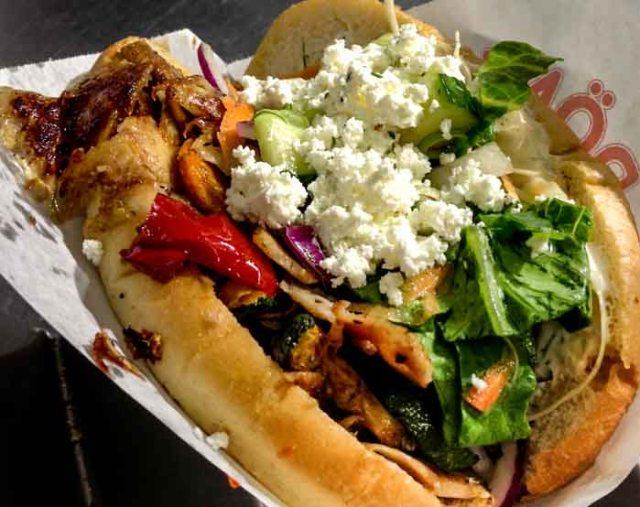 Mustafa's Gemuese Kebab Berlin