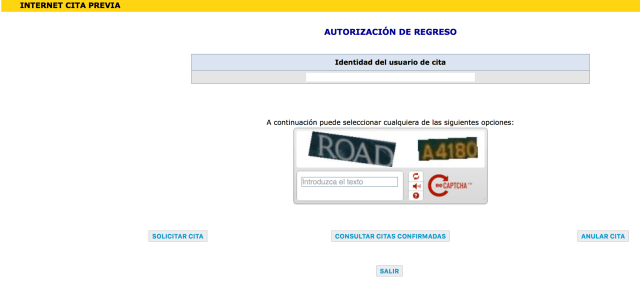 How To Obtain an Autorización De Regreso In Spain