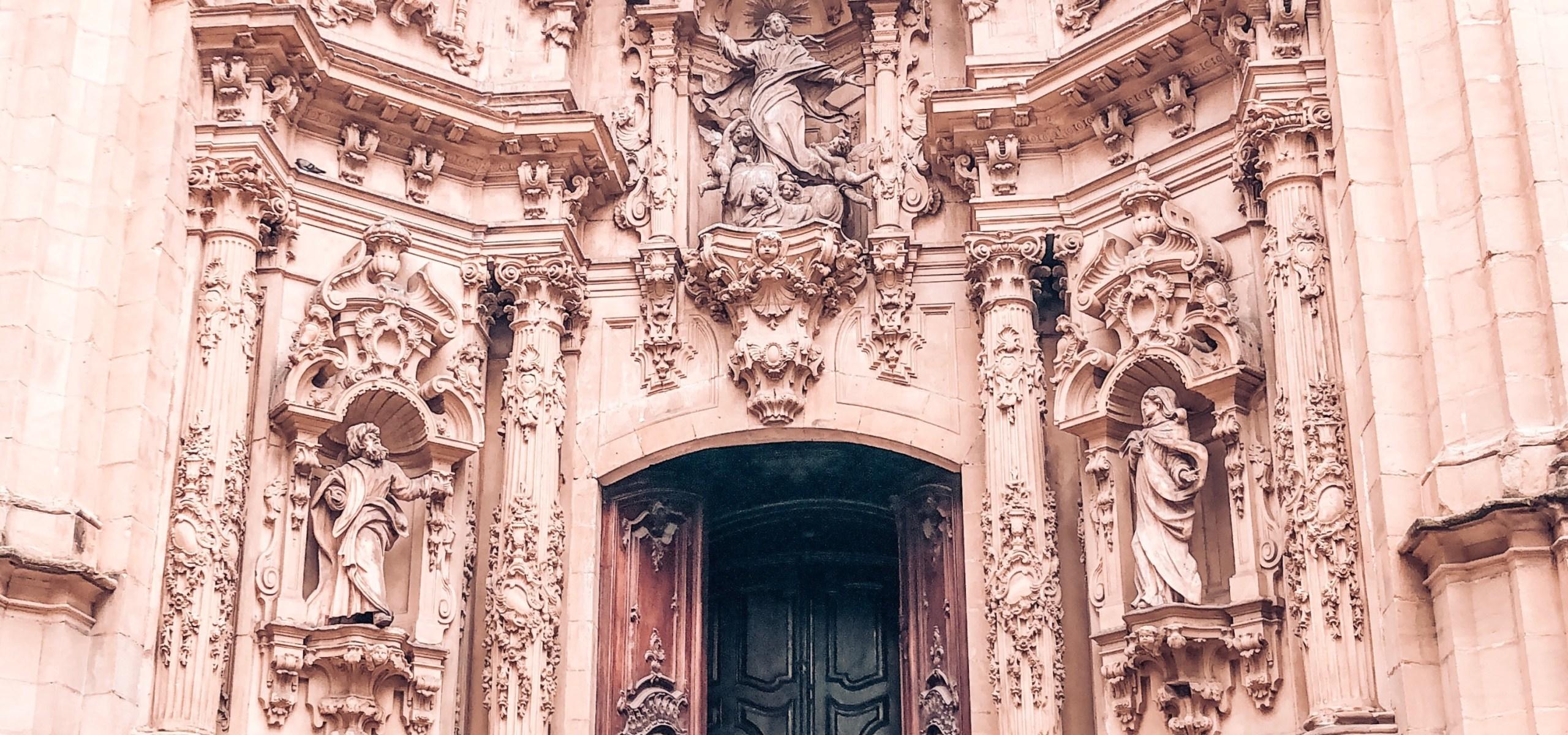 basilica de santa maria san sebastián
