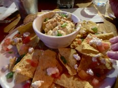 nachos at el furniture warehouse whistler