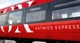 Gatwick Express Train London