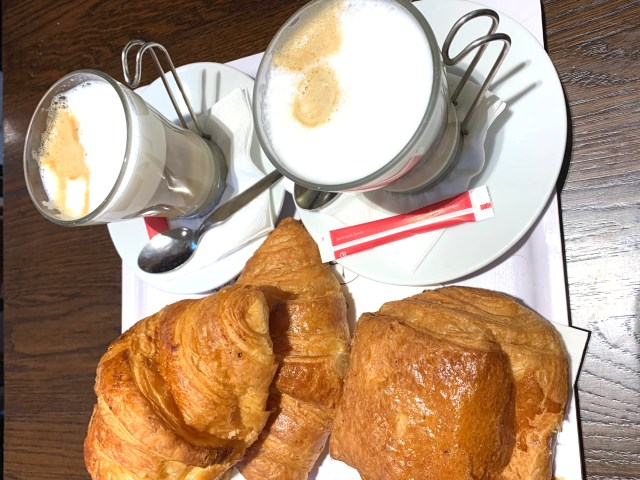 eric kayser croissants budget travel to paris