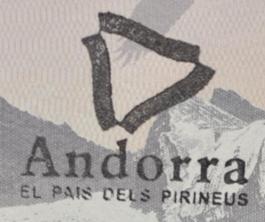 Andorra Passport Stamp