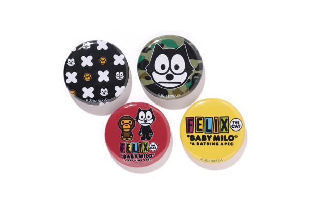 A Bathing Ape x Felix The Cat Collaboration ydpmc 15