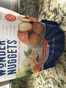 Wunder Nuggets Plant Based Meat Alternative